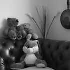 teddy bear rest by oakes deary