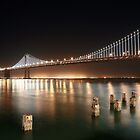 San Fransisco Bay Bridge by TimCatteraPhoto