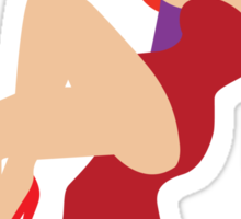 iJessica Rabbit Sticker