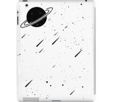 Negative Space: Meteor Shower iPad Case/Skin