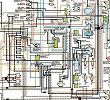 1972 car wiring diagram by surgedesigns