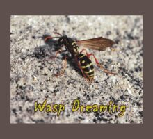 Wasp Dreaming by wondawe