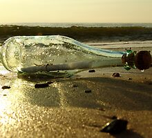 message in a bottle - 5 by srphotos