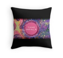 Tame Impala Throw Pillow