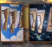 Men-R-Manequins (series) by jaycee