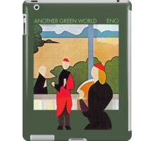 Brian Eno - Another Green World iPad Case/Skin