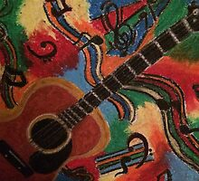 The Color of Music by naturalistic