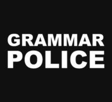 Grammar Police by TheShirtYurt