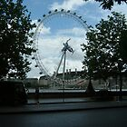 London Eye by MollyHenage