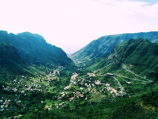 La Gomera - Valle del Rey by metronomad