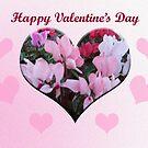 Happy Valentine's Day by Ilunia Felczer