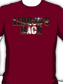 LeBron's Back T-Shirt