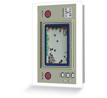 Game and Watch Samsung Cases Greeting Card