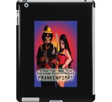 Frankenpimp (2009) - Movie Poster  iPad Case/Skin