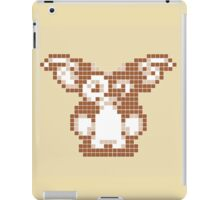 "Gremlins ""Don't Feed After Midnight."" Gizmo Movie 8-bit iPad Case/Skin"