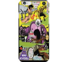 Space Chick & Nympho: Vampire Warrior Party Girl Comix #2 - Comic Book Cover  iPhone Case/Skin