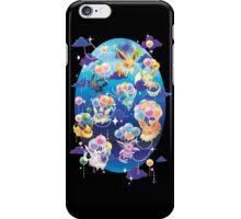 Eeveelutions iPhone Case/Skin