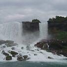 Niagara Falls NY by gypsykatz