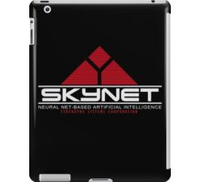 Skynet - Neural Net-Based Artificial Intelligence iPad Case/Skin