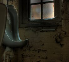 Urinal by Richard Shepherd