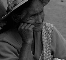 Bolivian Elder by kimwild