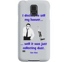 Tim Vine -  Hoover Samsung Galaxy Case/Skin