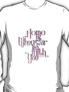 Edward Sharpe & the Magnetic Zeros - Home T-Shirt