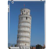 Leaning Tower of Pisa iPad Case/Skin