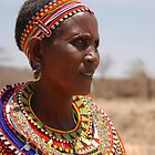 Beautiful African Women by Tom Marantette