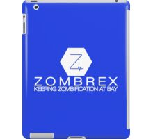Zombrex - Keeping Zombification at Bay iPad Case/Skin