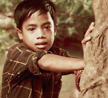 brown tree by Amagoia  Akarregi