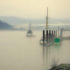 River Fog by hud45