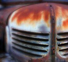 Old Chevrolet by Henrik Lehnerer