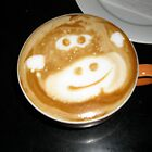 Cheeky Latte by Claire Robinson
