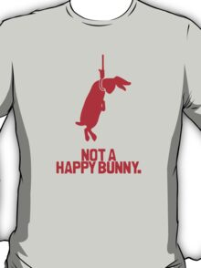 Not a Happy Bunny T-Shirt