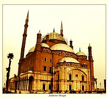 Alabaster Mosque by BaciuC