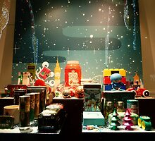 Toys in Lyon by Margotte