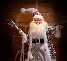 Jolly Old Saint Nicholas by Al Bourassa