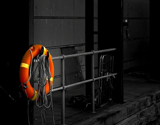 The Buoy by Rosalie Dale