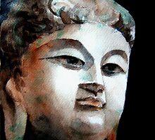Buddha by lily pang