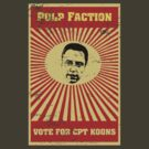Pulp Faction - CPT Koons by Frakk Geronimo