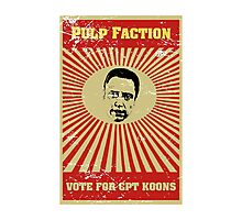 Pulp Faction - CPT Koons Photographic Print