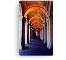 Corridor of Secrets Canvas Print