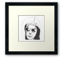 The Unabomber Framed Print