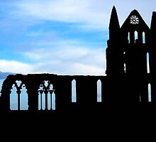 Whitby Abbey by Roantrum