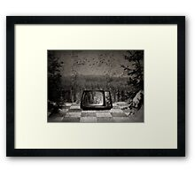 Good old Hollywood is dying Framed Print