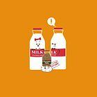 The Cheater Milk by janeemanoo
