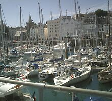 St Peter Port, Harbour by jrbyford