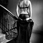 Black Dress by Russ Freeman