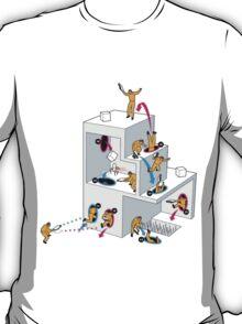 Aperture science Portal T-Shirt